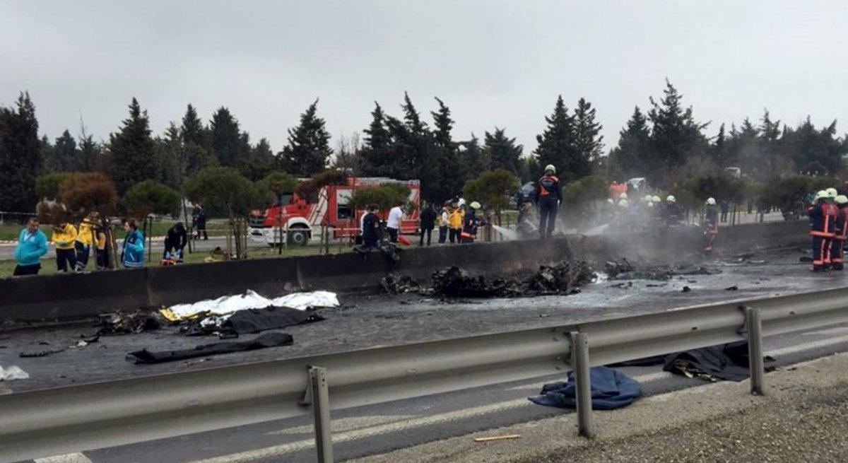katastrofa S-76 w Stambule