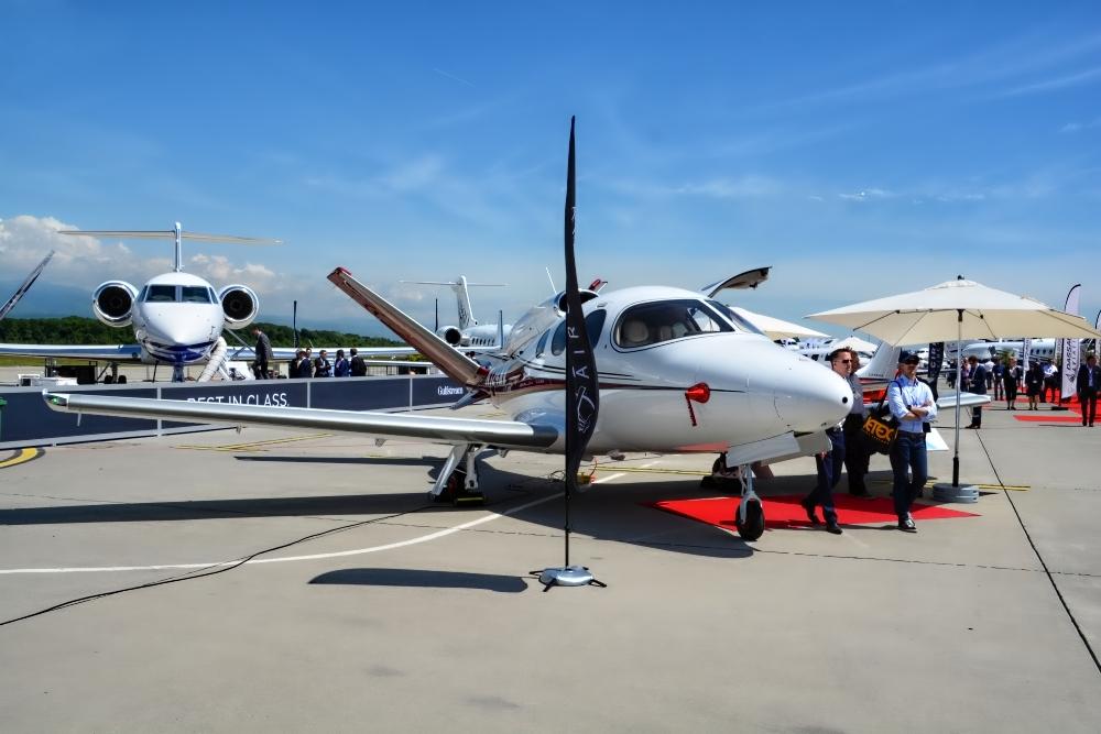 Cessna Vision SP50