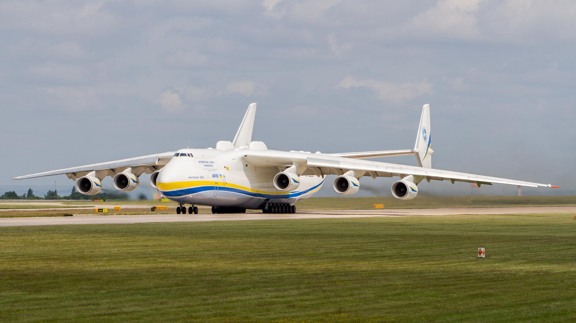 Antonov AN-225 UR-82060 9144582918