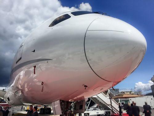 BBJ 787-8 2