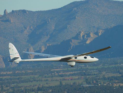 Perlan 2 first flight 01