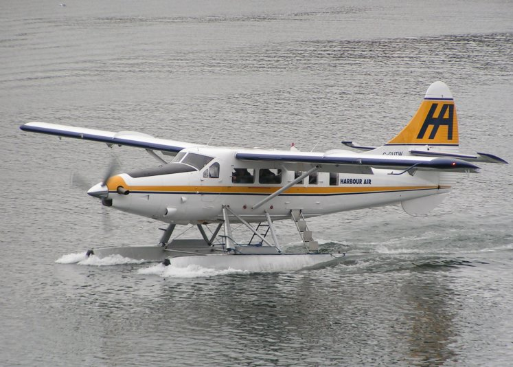 DeHavilland Single Otter Harbour Air