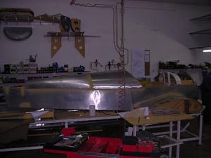 budowa samolotu 4
