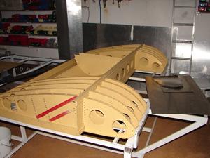 budowa samolotu 6