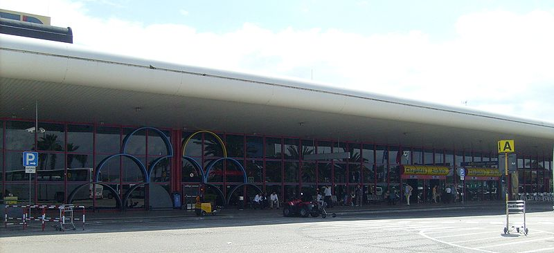 Flughafen_Faro