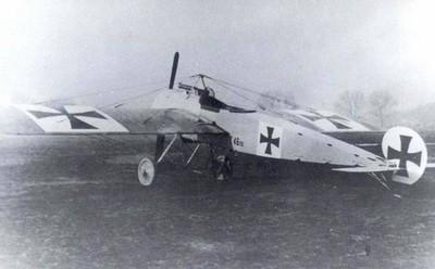 Fokker Eindecker E.I