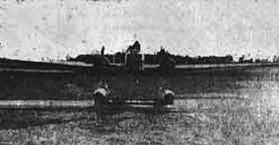 Prototyp wodnosamolotu torpedowego - Lublin R-XX