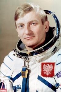 kosmonauta Mirosław Hermaszewski