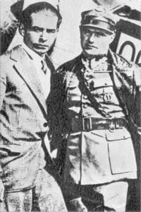 Franciszek Żwirko i Stanisław Wigura