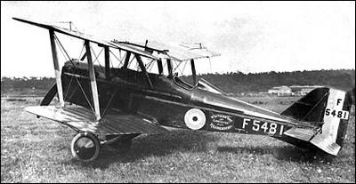 RAF SE-5a