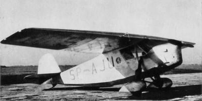 RWD-5bisStanisława Skarżyńskiego