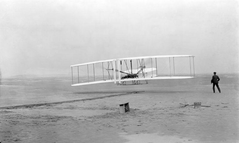 histroria lotnictwa
