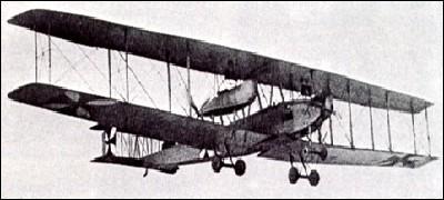 Zeppelin Staaken R-IV