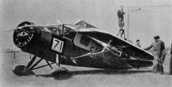 RWD 9 - Challenge 1934
