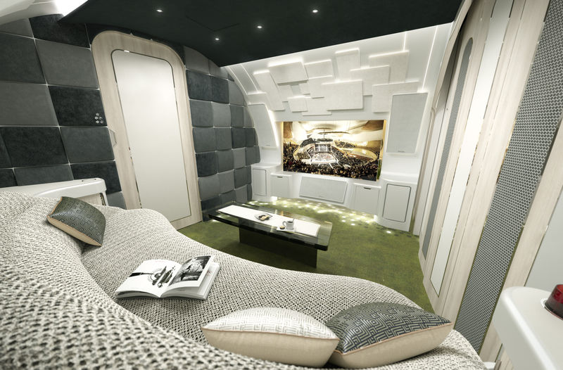 low ACJ320neo Melody Home cinema 2