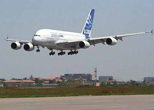 1er vol de l A380