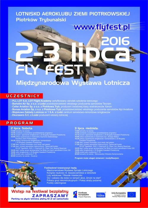 ALTO - FLY FEST Plakaty A2