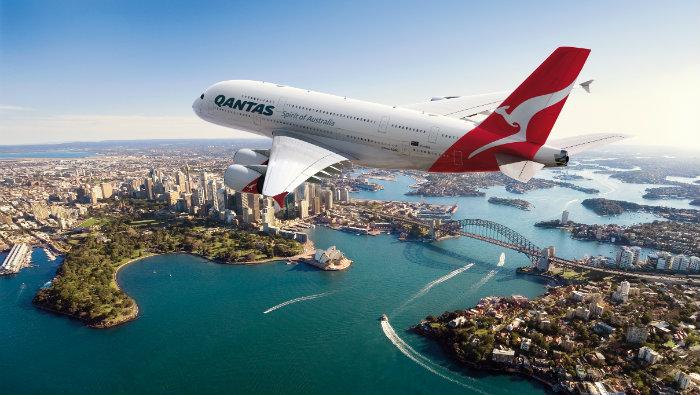 Amadeus Qantas