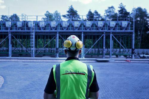 Laboratorium Przepływyw Turbinowych w Zielonce 2