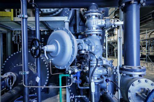 Laboratorium Przepływyw Turbinowych w Zielonce  3