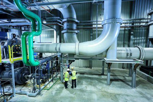 Laboratorium Przepływyw Turbinowych w Zielonce  4