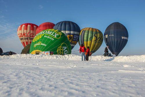 Michał  Adamowski balony 2
