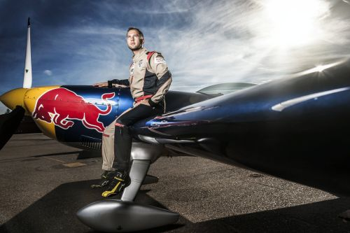 Red Bull Air Race Luke Czepiela fot. Alberto Lessmann Red Bull Content Pool