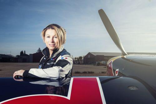 Red Bull Air Race Melanie Astles fot. Alberto Lessmann Red Bull Content Pool