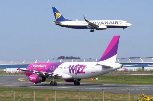 Ryanair Wizz 7141688277