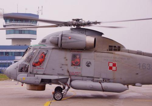 SH-2G - POWROT Z CWICZEN 01