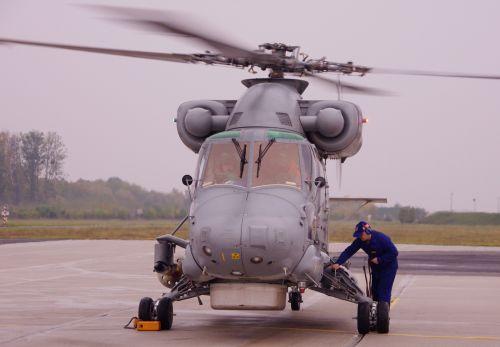 SH-2G - POWROT Z CWICZEN 02