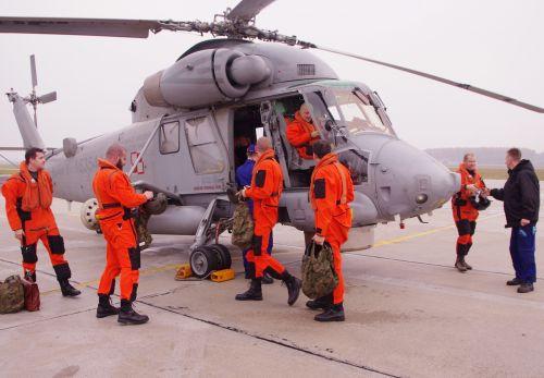 SH-2G - POWROT Z CWICZEN 03