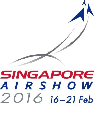 Singapore Airshow 2016 Logo