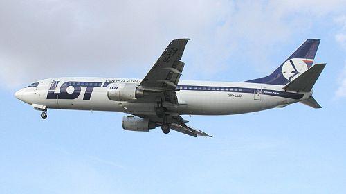 lot samoloty