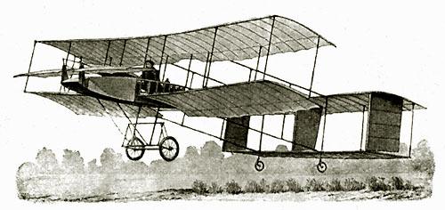 pierwsze samoloty