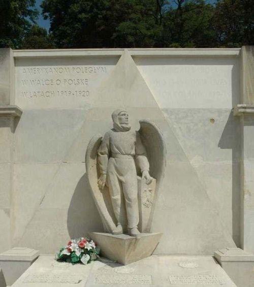 pomnik lotników Lwów