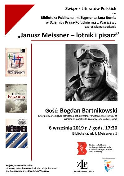 Janusz Meissner lotnik i pisarz.jpg