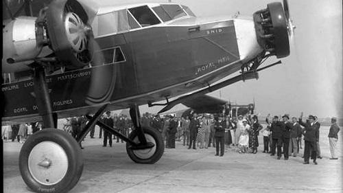 KLM pierwszy lot transatlantycki.jpg