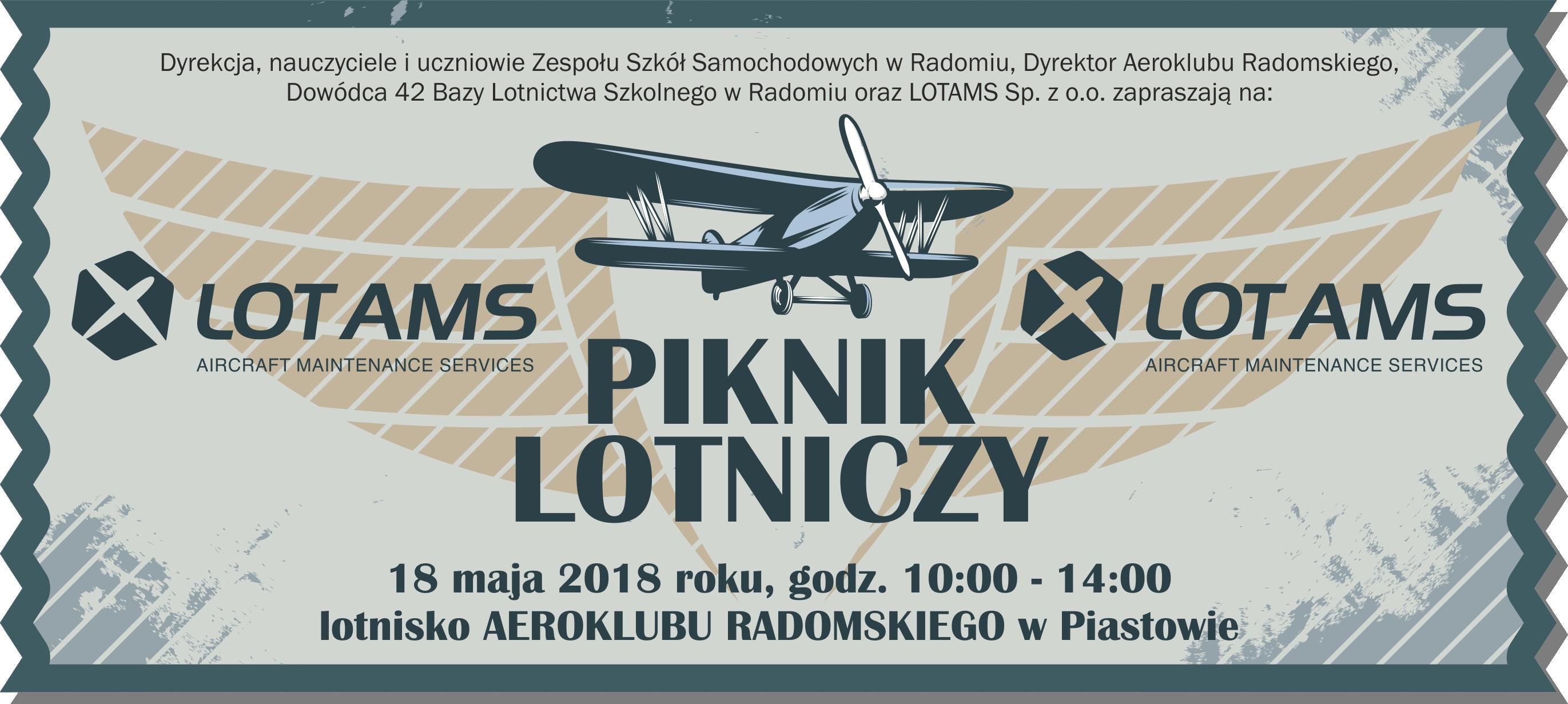 Piknik Lotniczy 2018 radom