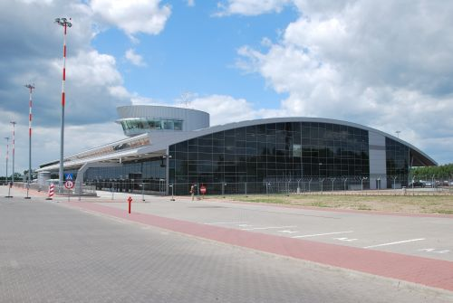 Tereminal 3 Łódź Airport