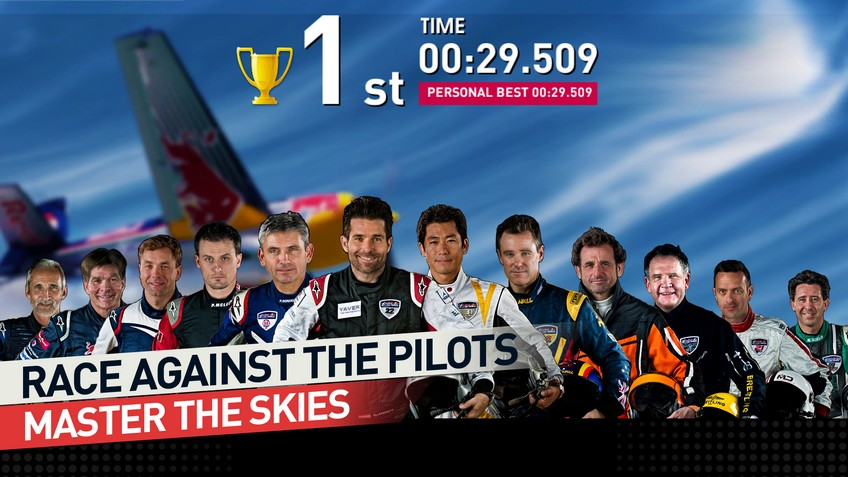 """""""Red Bull Air Race – The Game"""""""
