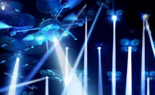 circus drone