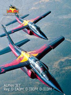 The Flying Bulls - Alpha Jet