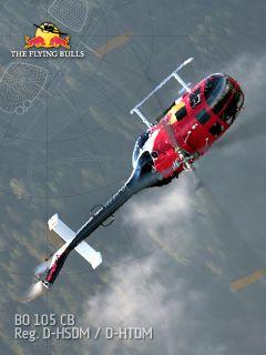 The Flying Bulls - Bo 105