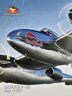 The Flying Bulls - P-38 Lightning