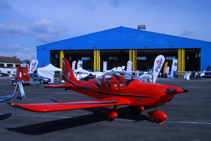 AeroExpo Bitburg 2011