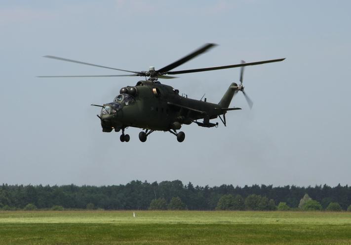 Pokaz Mi-24