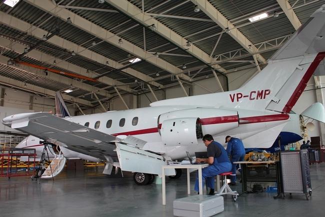 FL_Technics_Jets_aircraft
