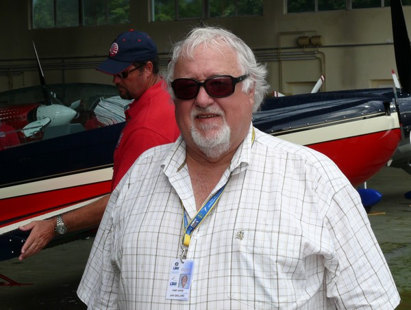 John_GAILLARD_vice_prezydent_Midzynarodowej_Komisji_Akrobacji_Lotniczej_CIVA