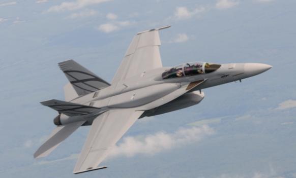 Boeing  Advenced Super Hornet